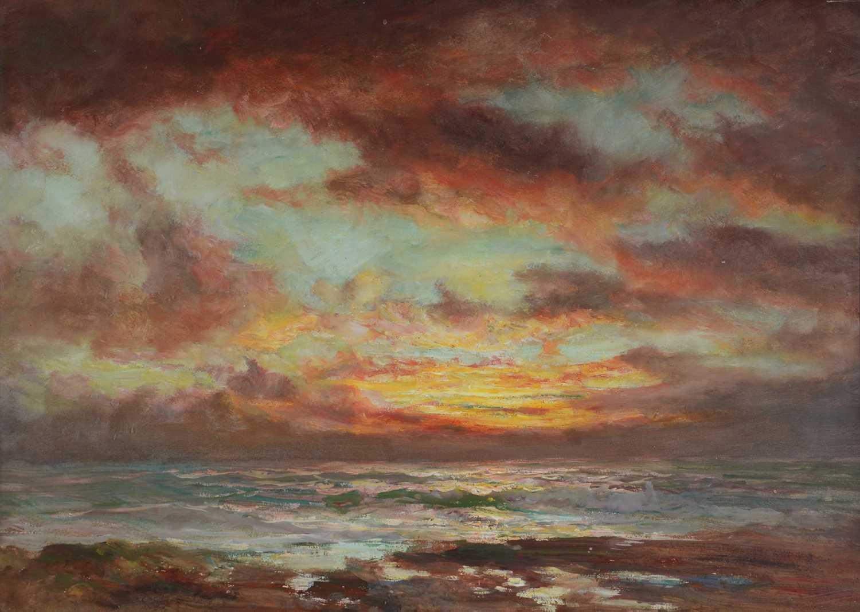 John Falconer Slater (1857-1937) - gouache - Image 3 of 3