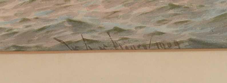William Thomas Nichol Boyce - watercolours - Image 2 of 5