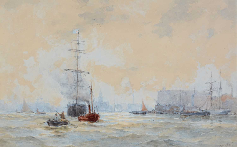 Walter William May, RI - watercolour - Image 2 of 4