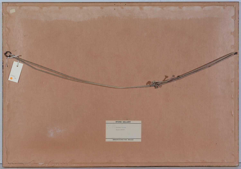 Norman Stansfield Cornish - oil. - Image 2 of 4