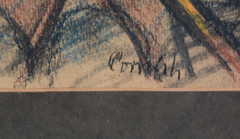 Norman Stansfield Cornish - watercolour. - Image 3 of 5