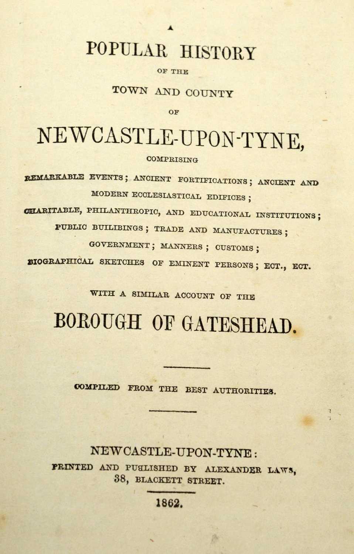 Six Newcastle interest volumes - Image 3 of 5