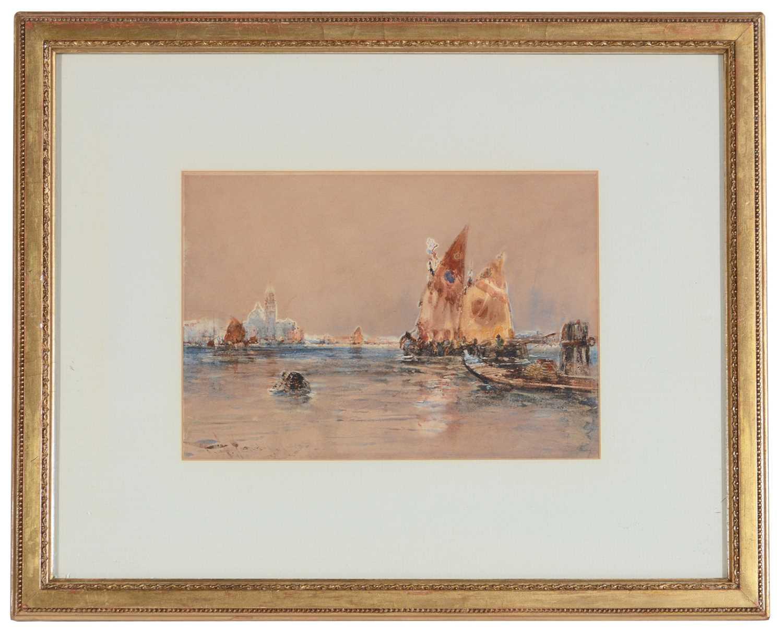 Thomas Bush Hardy, RBA - watercolour