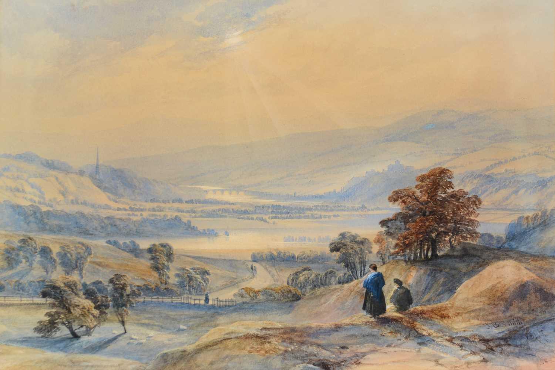 James Burrell Smith - watercolour. - Image 3 of 4