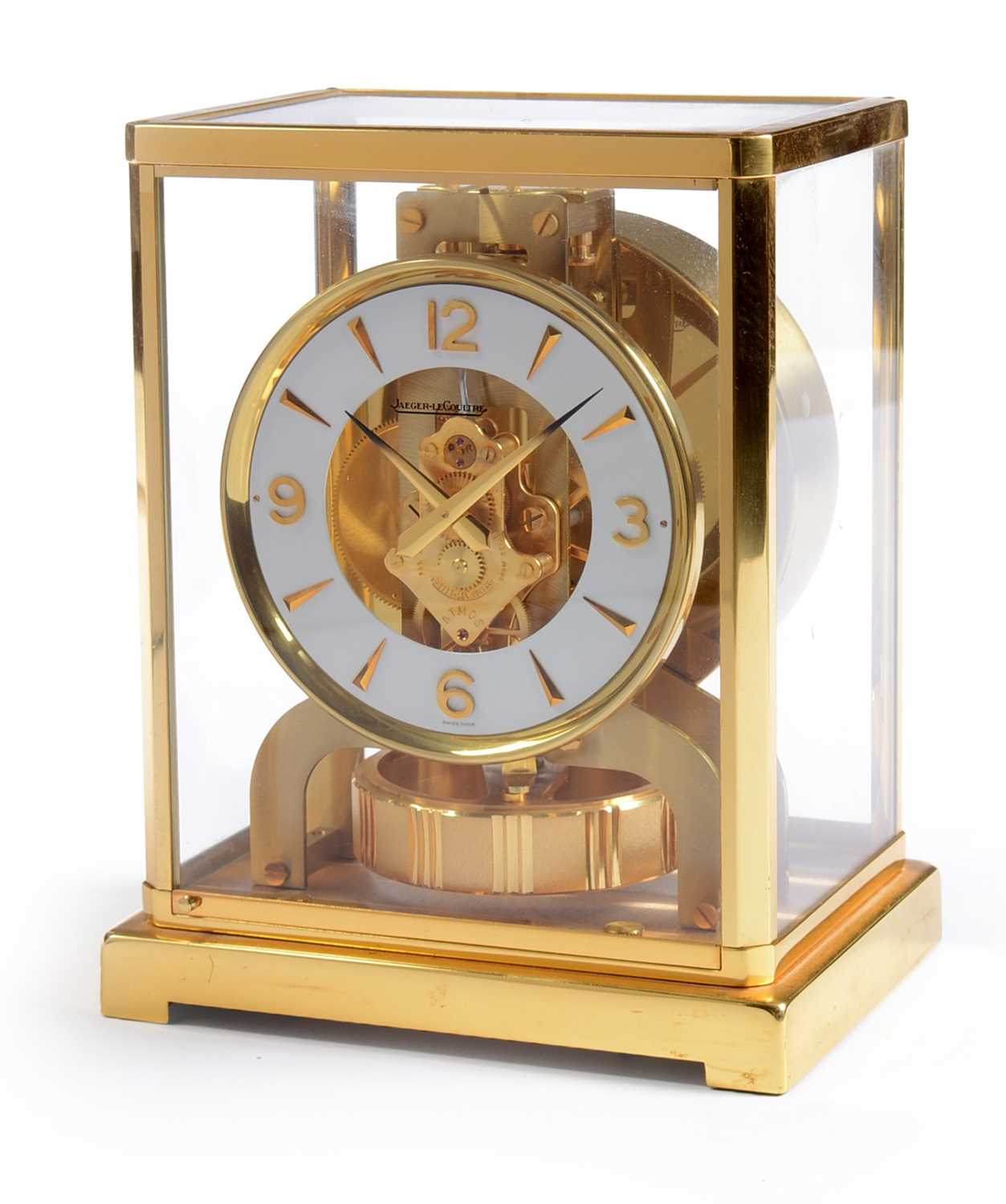 A 20th Century Jaeger Le Coultre Atmos clock