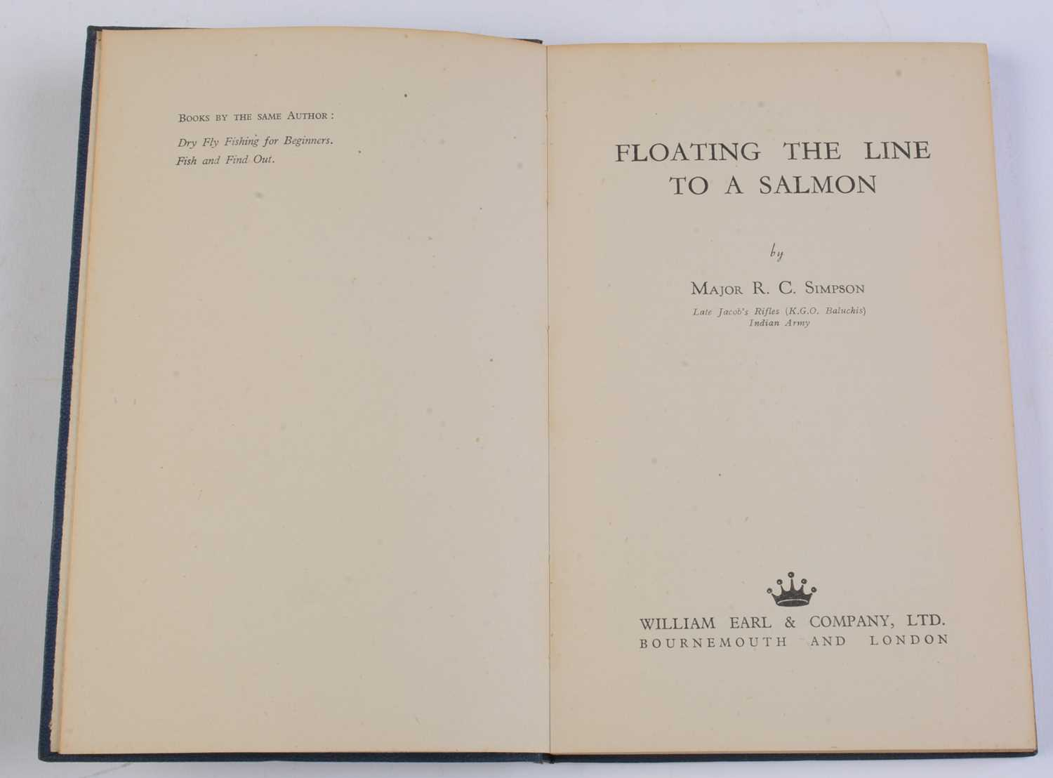 Various books on angling. - Image 4 of 6