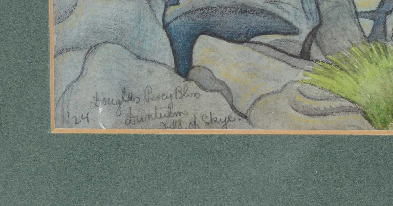 Douglas Percy Bliss - watercolour - Image 3 of 5