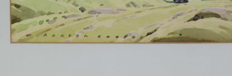 William Heaton Cooper - watercolour. - Image 2 of 4