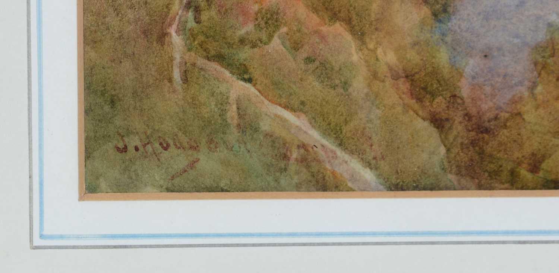 John Hodgson Campbell - watercolour - Image 3 of 4