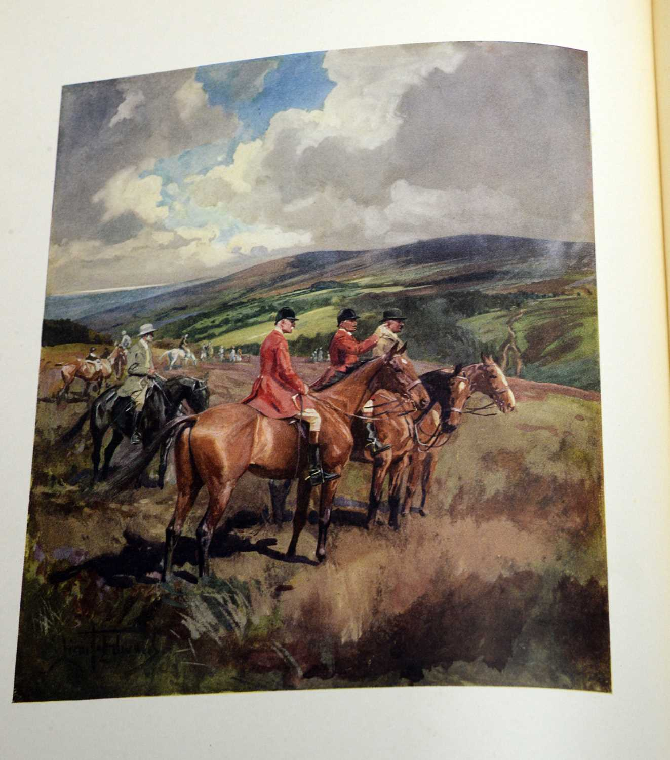 Edwards (Lionel) and Wallace (Harold Frank) Hunting & Stalking of Deer, and 2 other books - Image 4 of 5