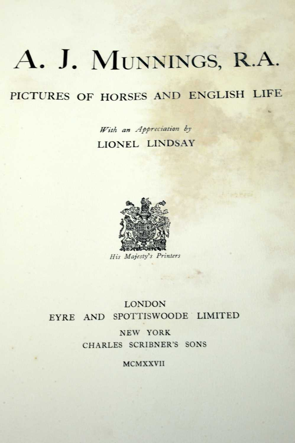 Books on Hunting - Image 7 of 7