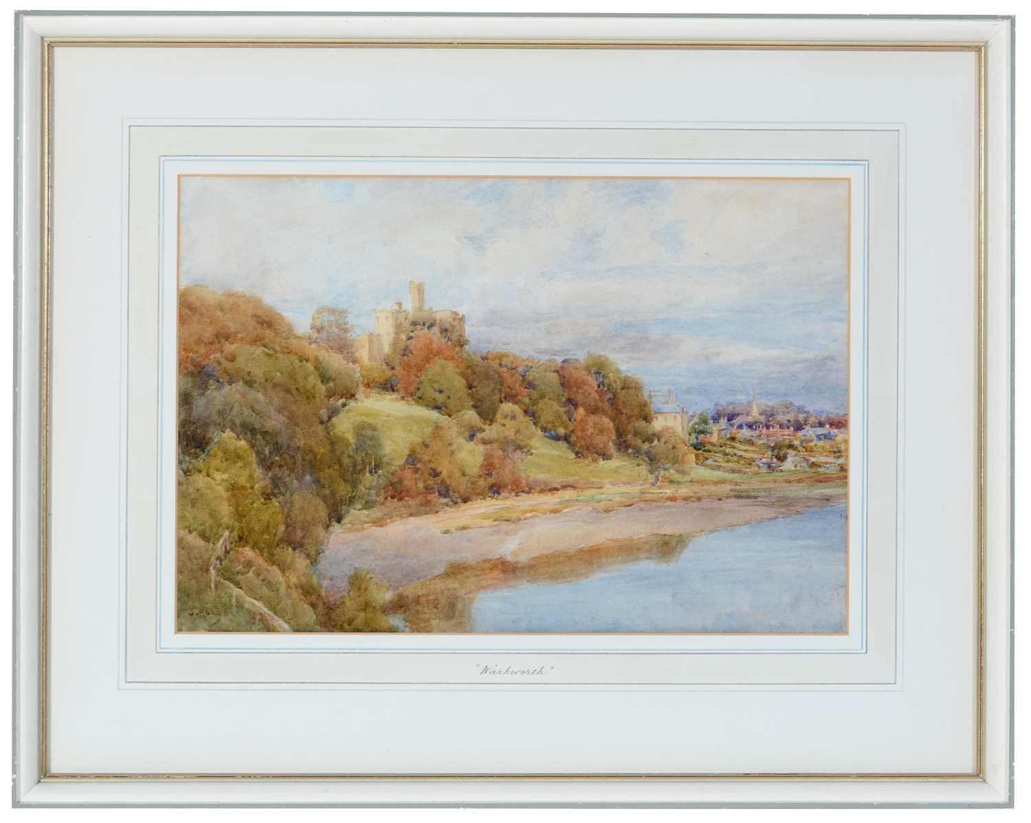 John Hodgson Campbell - watercolour
