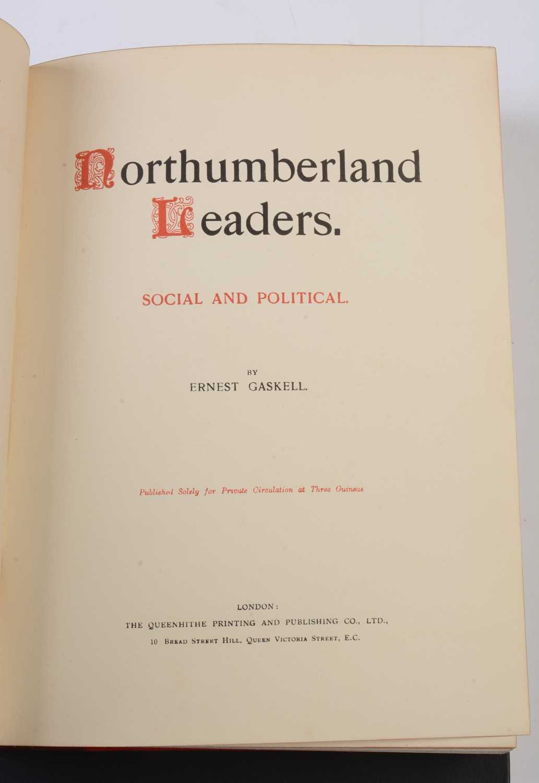 Books on Northumberland Families - Image 3 of 4