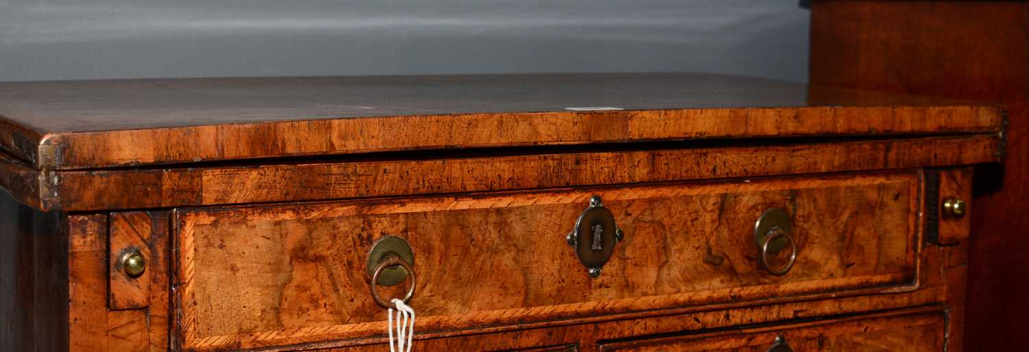 Early 18th Century walnut bachelors chest - Image 39 of 39