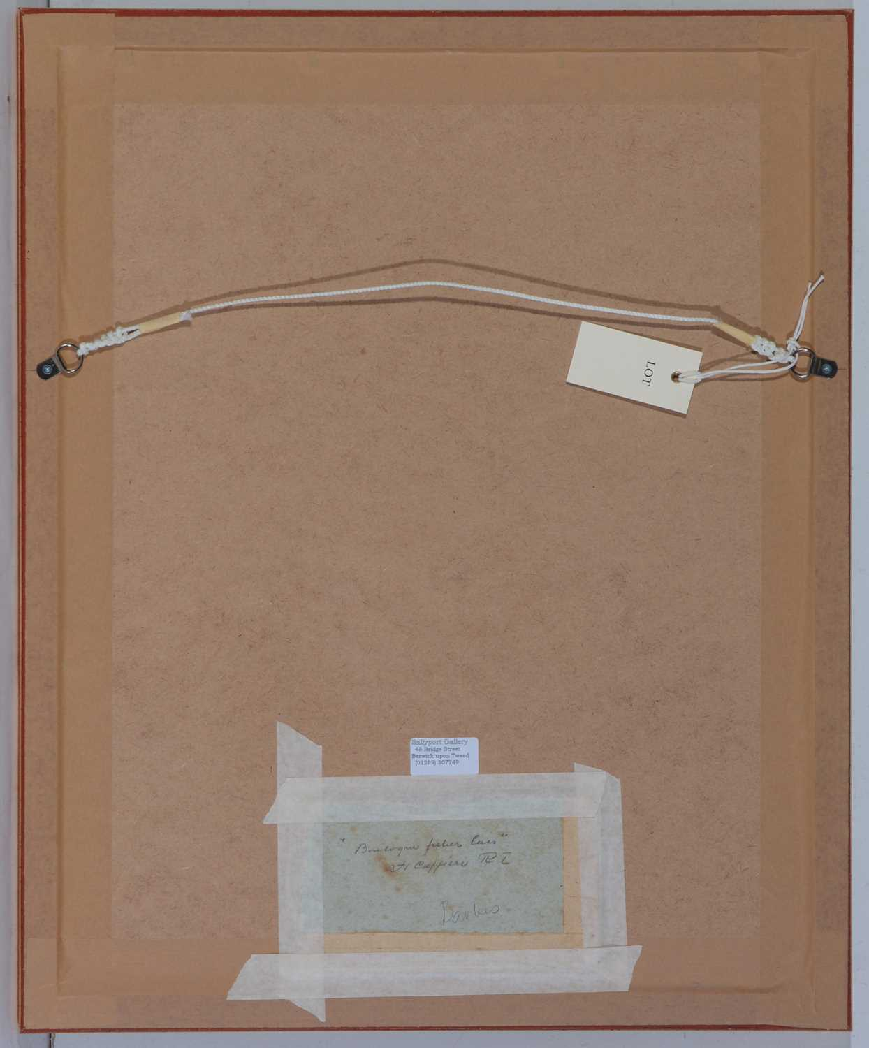 Hector Caffieri - watercolour. - Image 4 of 5