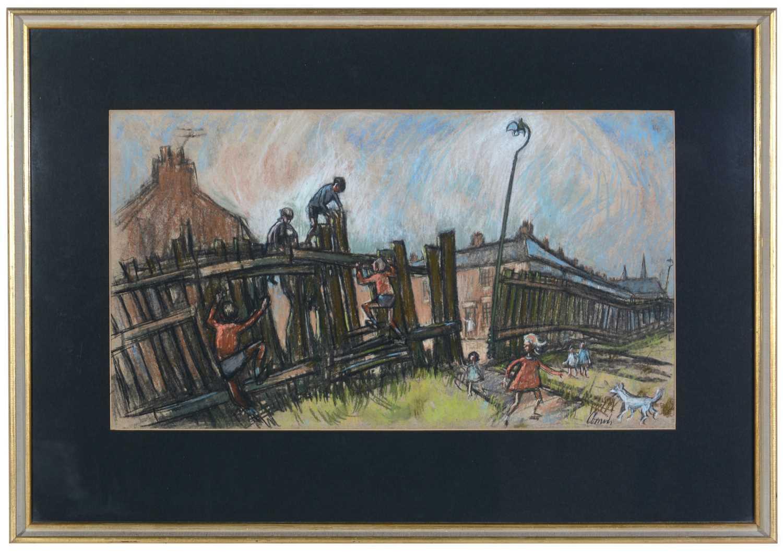 Norman Stansfield Cornish - oil. - Image 4 of 4