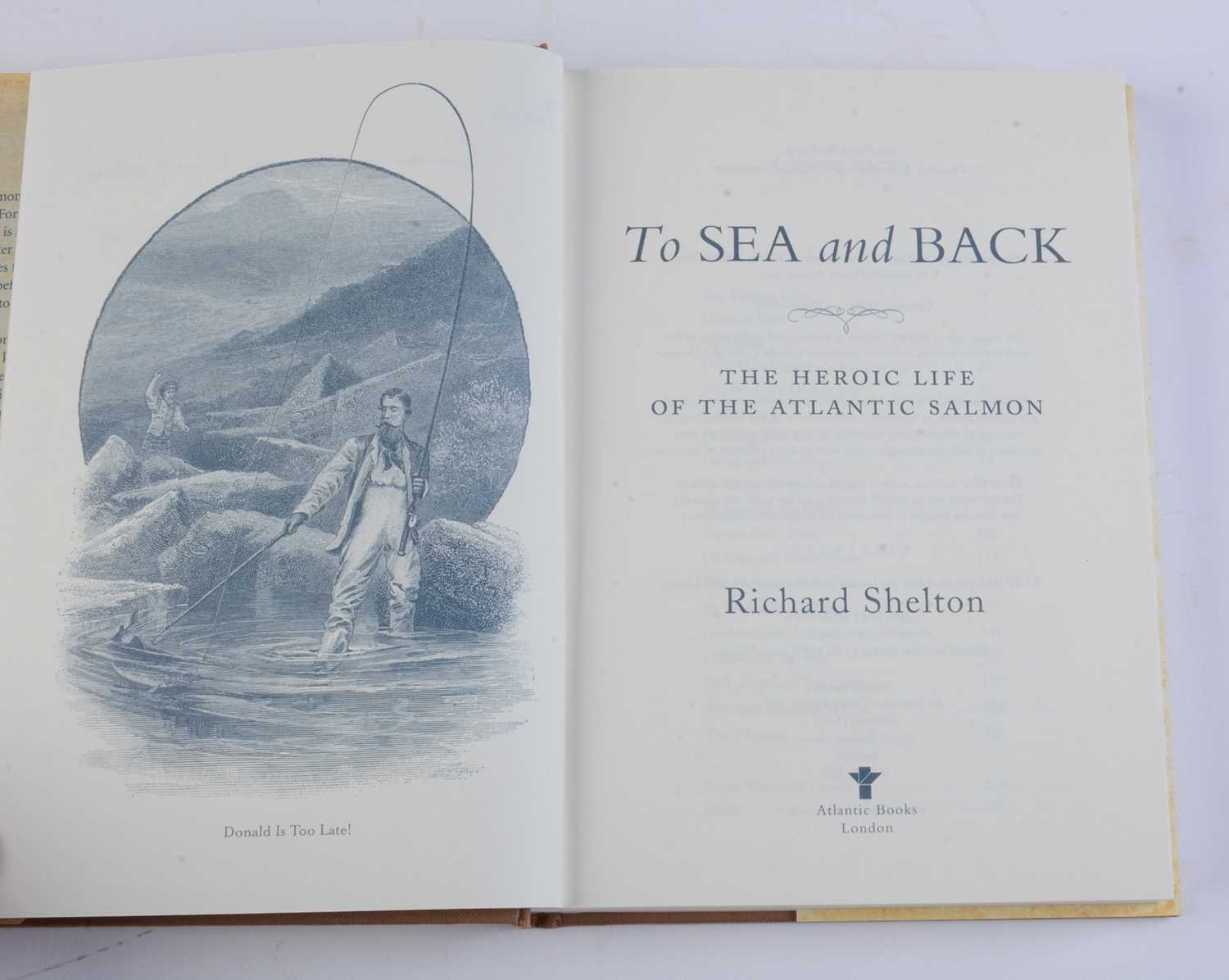 Books on angling - Image 7 of 8
