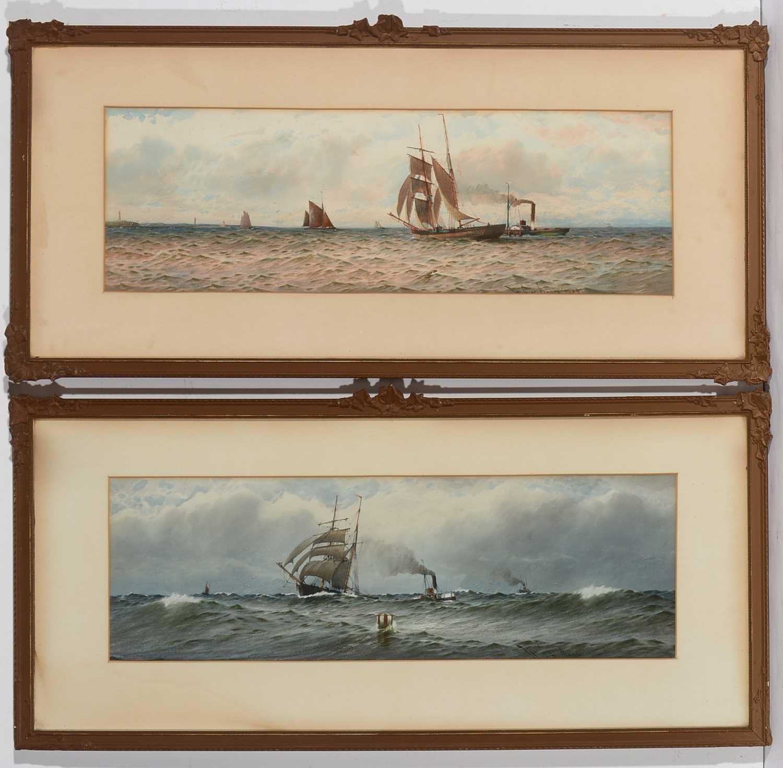 William Thomas Nichol Boyce - watercolours - Image 4 of 5
