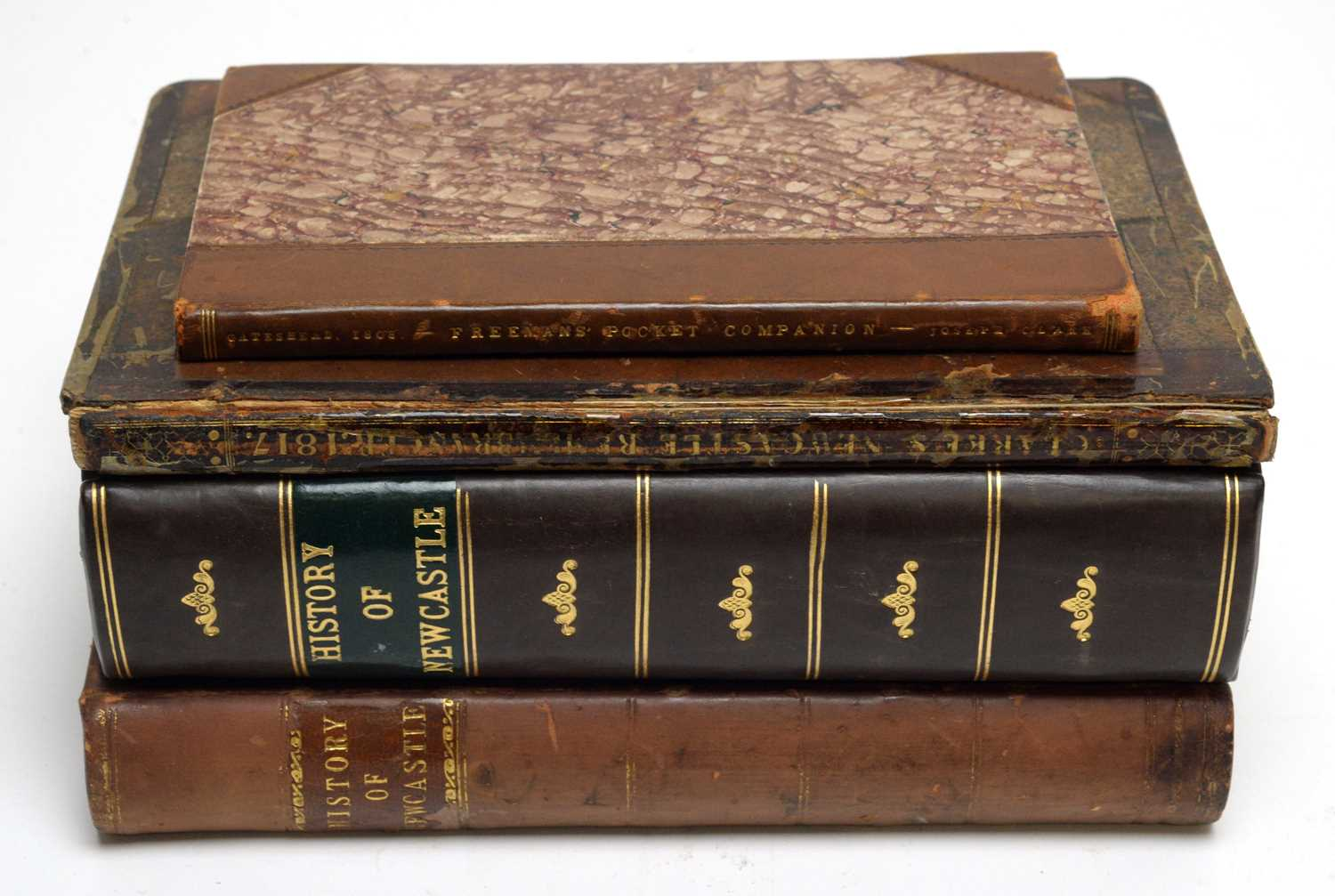 Baillie (J.), An Impartial History of Newcastle... and Newcastle interest books