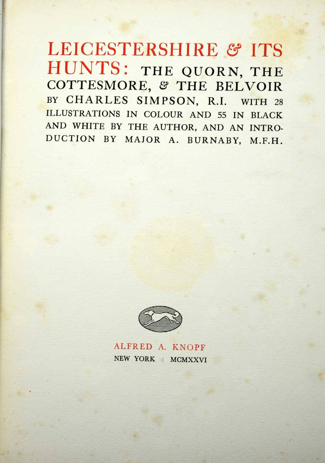 Books on Hunting - Image 6 of 7