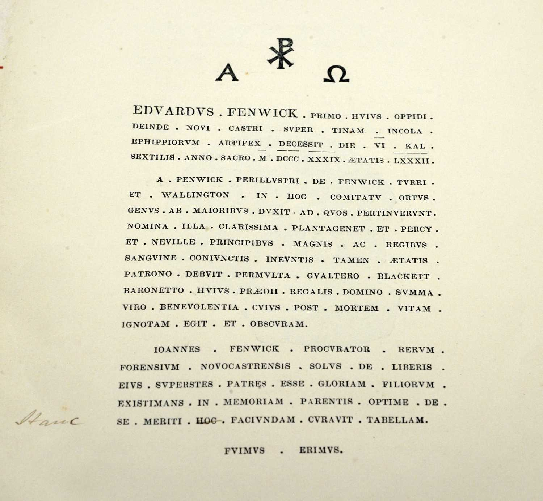 Books of Hexham interest - Image 2 of 5