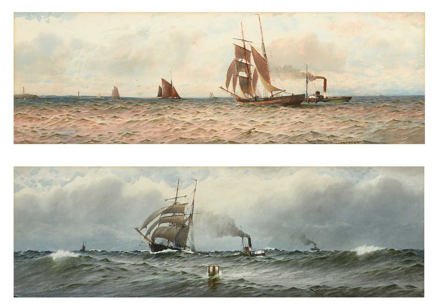 William Thomas Nichol Boyce - watercolours