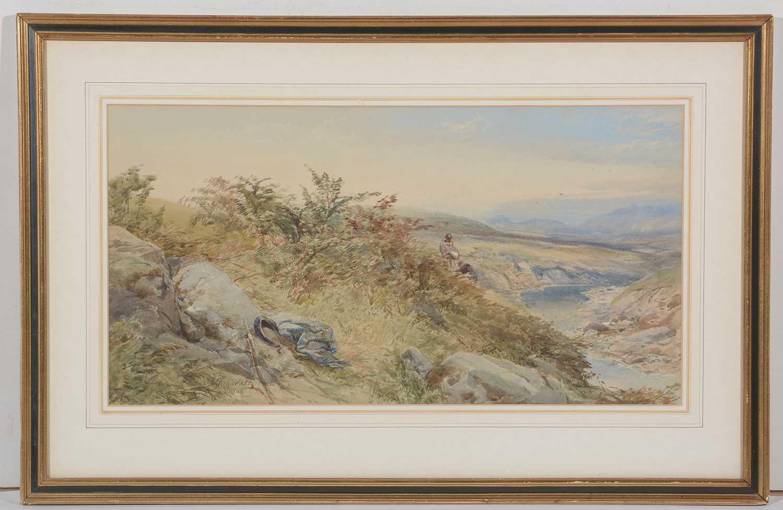 Thomas Miles Richardson, jnr. - watercolour. - Image 4 of 5