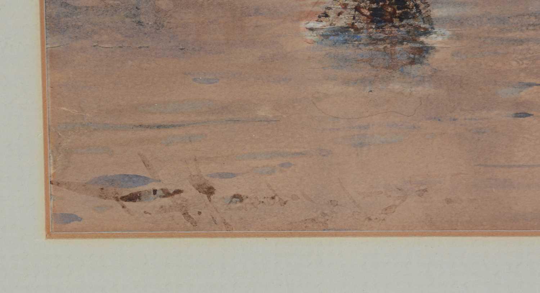 Thomas Bush Hardy, RBA - watercolour - Image 3 of 4