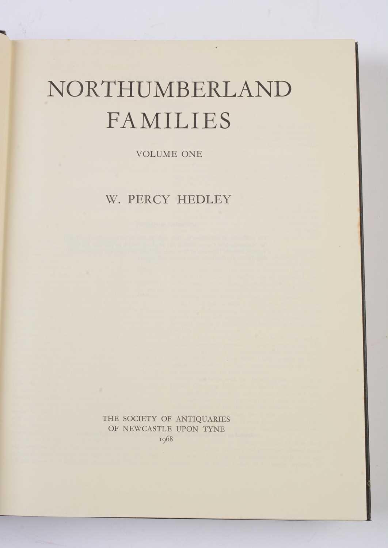 Books on Northumberland Families - Image 4 of 4