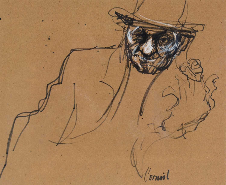 Norman Stansfield Cornish - watercolour.