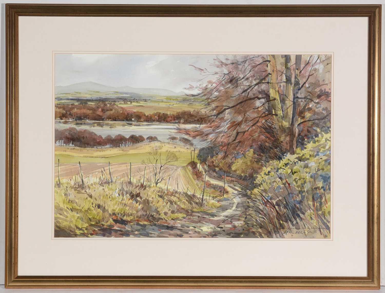 George Hutchinson - watercolour
