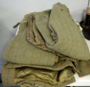 Selection of gentleman's tweed dress