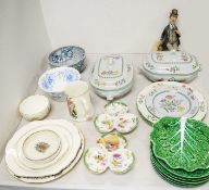 Ceramics including Wedgwood and Royal Doulton