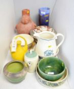 Ceramics including Royal Doulton, Susie Cooper and others