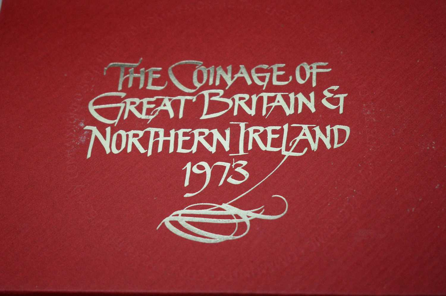 Royal Mint and Isle of Man annual coin sets - Image 5 of 5
