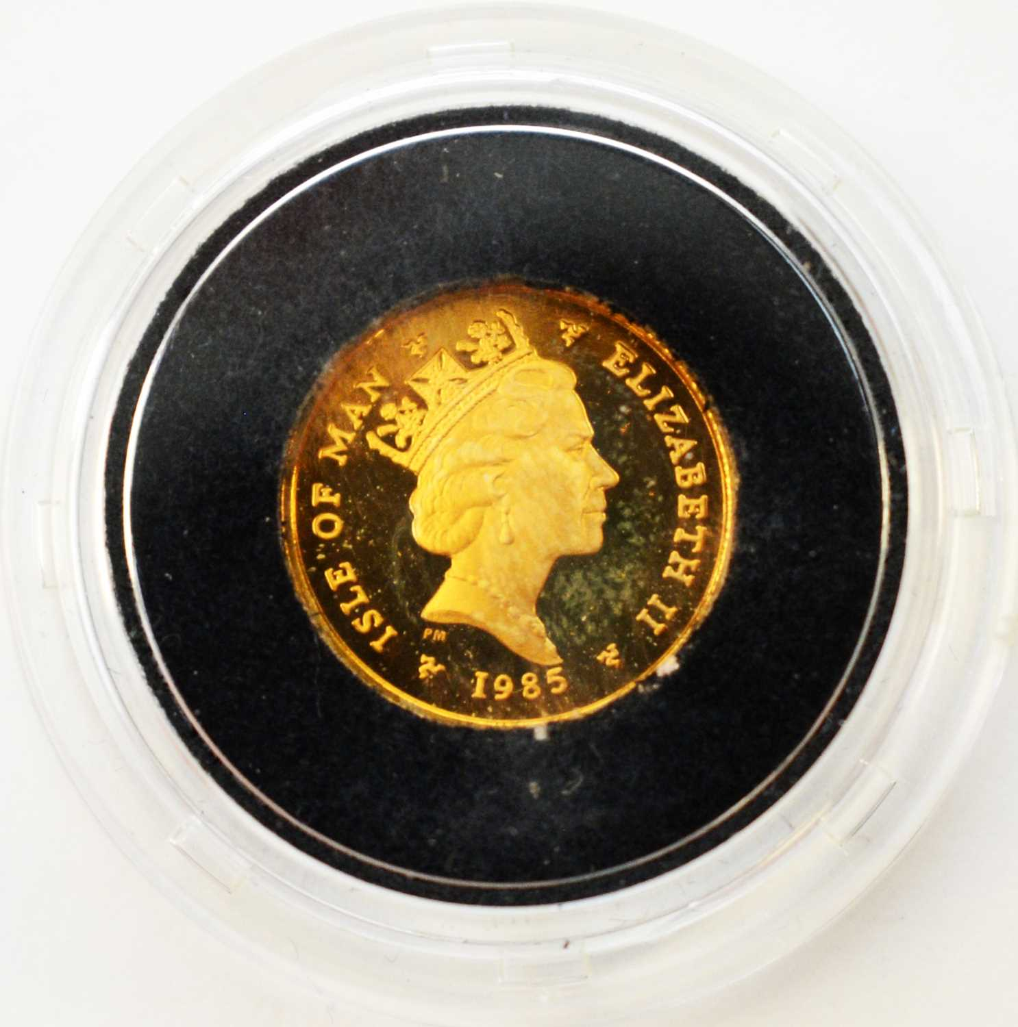 Pobjoy gold and platinum coins - Image 3 of 4