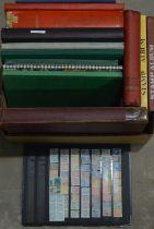World stamp stock,