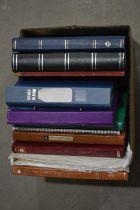 World stock books,