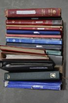 Commonwealth and world stock books,