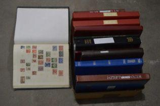 Commonwealth stock books