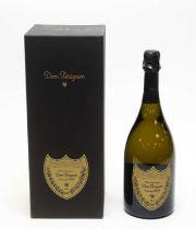 Champagne Dom Perignon Vintage 2006.