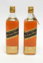 Johnnie Walker Black Label Extra Special Old Scotch Whisky