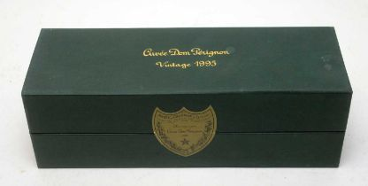 Champagne Dom Perignon Vintage 1995.