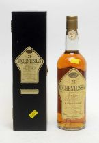 Auchentoshan Aged 21 Years The Triple Distilled Single Malt Scotch Whisky