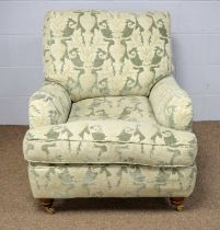 A 20th Century armchair.