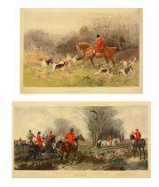 After John Fredrick Herring Snr and Heywood Hardy - prints