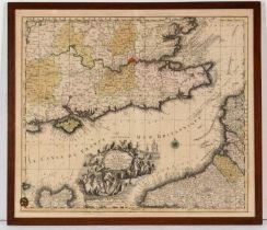 Matthäus Seutter - Map