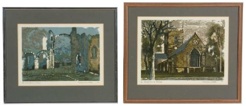 Norman Wade - prints.