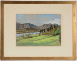Arthur Severn - Pastel