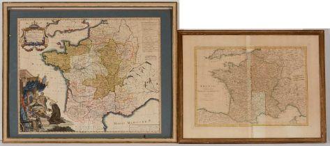 18th Century - maps.